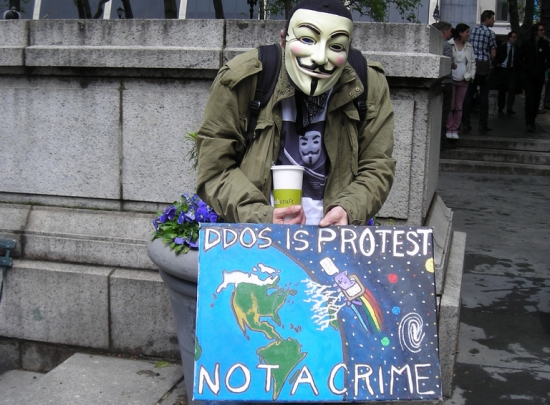 anonymous-ddos