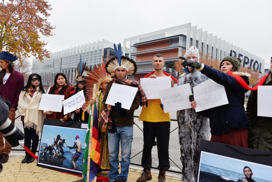 'Whose Solutions' COP25, Decolonization In Action.